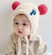 Cute plush HAT baby