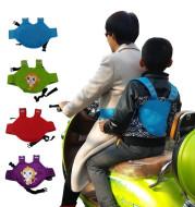 Electric car child safety belt