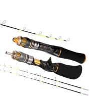 50cm70cm Flat Tip Ice Fishing Rod