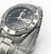 Fully automatic mechanical watch solid strap