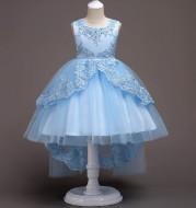Children's dresses princess dresses