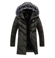 Winter Korean cotton padded men keep warm