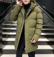 Trendy brand winter down padded jacket