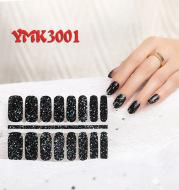 Nail wraps with nail wraps