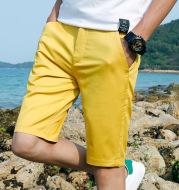 Summer men's casual shorts men's five-piece pants