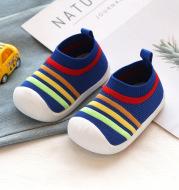 Children flying knit socks shoes