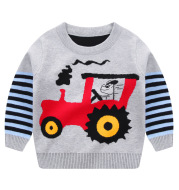 Tractor tool cart cotton warm sweater