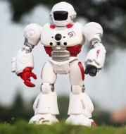 Remote control intelligent robot Mocha combat police S1 gesture sensing