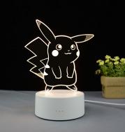 3D Creative LED Lamp Night Light Home Decorative