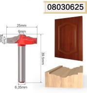 1/4 handle door flower line knife cabinet lace door knife