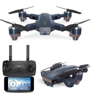 Folding Quadcopter Aerial Photography Airplane Toy