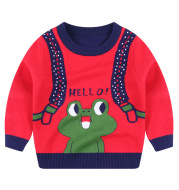 Children's sweater new autumn and winter bottoming shirt