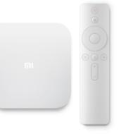 Xiaomi 4 tone remote control intelligent 4K set top box