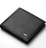 Wallet men's short fashion business wallet classic