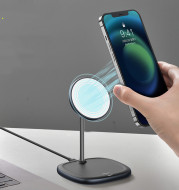 Swan Magnetic Desktop Stand Wireless Charger