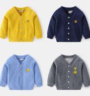 Spring and autumn cartoon children's clothing children's baby tops