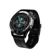 Pedometer waterproof watch