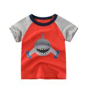 Children's short sleeve T-shirt