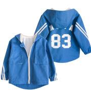 Children's jacket and hoodie