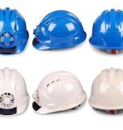 Construction site sun protection sunshade helmet