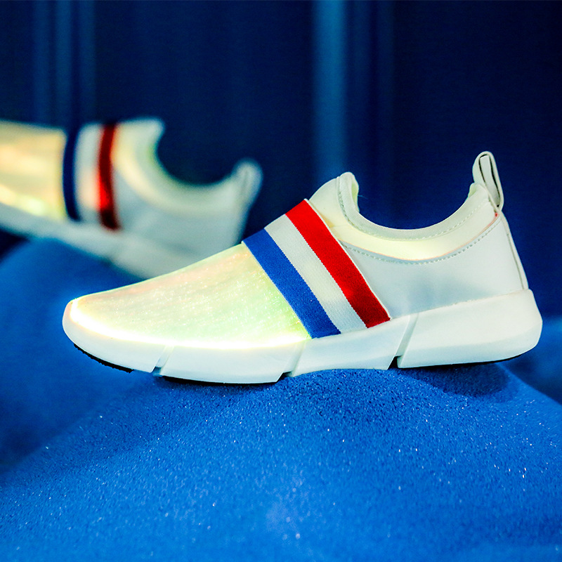 54455987754 Fiber Optic LED Shoes