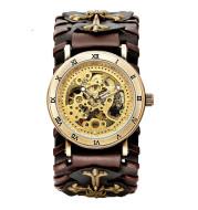 Leisure hollow mechanical watch