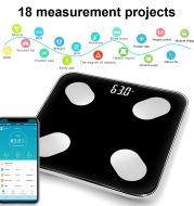 Bluetooth Intelligent Human Body Fat Precision Scale
