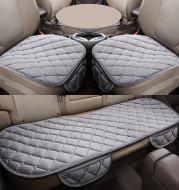 Comfortable plus velvet warm cushion