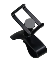 Instrument panel clip mobile phone bracket car magnetic center console magnetic navigation device HUD straight car bracket