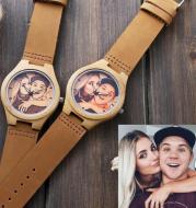 Custom Wood Watch