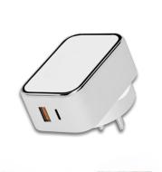 Flash charging qc charging head