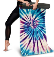 Personalize yoga mat custom picture AOP