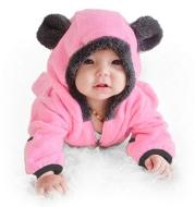 Children clothes newborn mini denim long sleeve suit cartoon