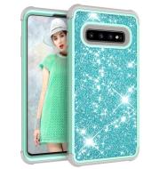 Glitter pink phone case