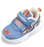 Short-staple two cotton warm sports shoes baby quilted functional shoes