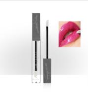 Moisturizing and moisturizing lip gloss