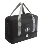Men's wet and dry separation bag
