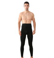 Men's warm pants thickened and fluffed