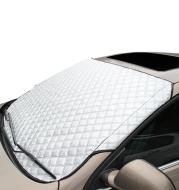 Car snow block front windshield antifreeze cover winter front gear snowboard windshield snow cover frost guard