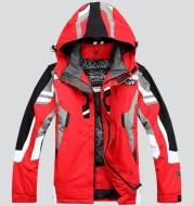 Waterproof warm ski suit