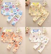 Toddler unisex underwear set