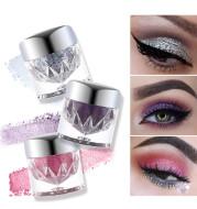Metal pearl glitter eyeshadow powder