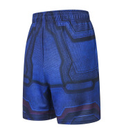 Fitness running quick-drying shorts