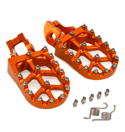 Motocross modified pedals