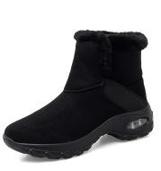 Antiskid plush cotton shoes