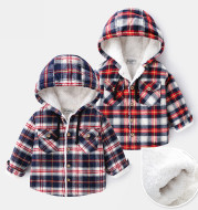 Boys' Hoodie extra heavy in autumn and winter