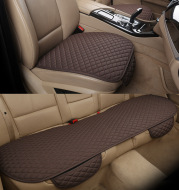 Universal Car Seat Cushions Linen Non-Slip Four Seasons Commons