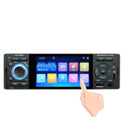 4.1 inch capacitive touch screen bluetooth car