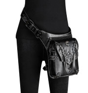 Scooter Punk retro outdoor multifunctional Fanny pack