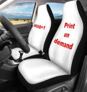Custom Pattern Car Seat Cover for Front Seat Fit Most Car Full Year